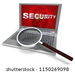 fingerprint login smart... | Shutterstock . vector #1150269098