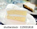 Delicious White Cake