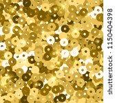 glitter seamless texture.... | Shutterstock .eps vector #1150404398