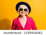close up portrait of beautiful... | Shutterstock . vector #1150416362