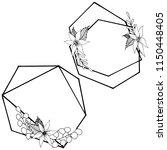 vector diamond rock jewelry...   Shutterstock .eps vector #1150448405