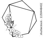 vector diamond rock jewelry...   Shutterstock .eps vector #1150448432