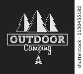 camping outdoor logo set....   Shutterstock .eps vector #1150455182