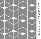 vector seamless pattern.... | Shutterstock .eps vector #1150496702