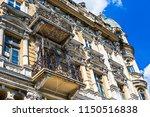 odessa  ukraine   august 2018 ...   Shutterstock . vector #1150516838