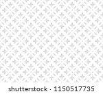 flower geometric pattern.... | Shutterstock .eps vector #1150517735