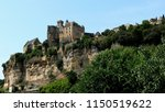 castle of the village of beynac ... | Shutterstock . vector #1150519622