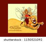 innovative illustration  happy... | Shutterstock .eps vector #1150521092