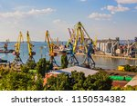 odessa  ukraine   august 2018 ... | Shutterstock . vector #1150534382