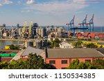 odessa  ukraine   august 2018 ... | Shutterstock . vector #1150534385