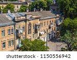 odessa  ukraine   august 2018 ...   Shutterstock . vector #1150556942
