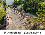 odessa  ukraine   august 2018 ...   Shutterstock . vector #1150556945