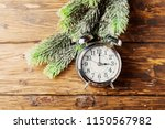 concept of winter time change...   Shutterstock . vector #1150567982