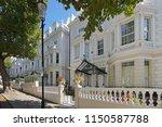 london uk   august 2018 ... | Shutterstock . vector #1150587788