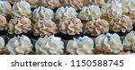 decorated cupcakes  with... | Shutterstock . vector #1150588745