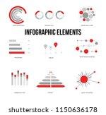 infographic elements  global...   Shutterstock .eps vector #1150636178