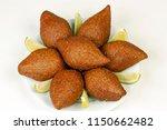 quibe  brazilian snack | Shutterstock . vector #1150662482