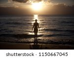 back to the beach | Shutterstock . vector #1150667045