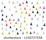 magic firs for christmas card... | Shutterstock .eps vector #1150727558