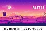 silhouette historical...   Shutterstock .eps vector #1150753778
