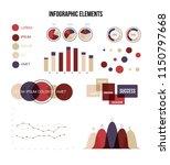 infographic elements  trendy...   Shutterstock .eps vector #1150797668