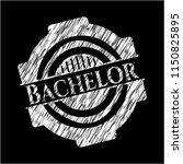 bachelor written on a blackboard   Shutterstock .eps vector #1150825895