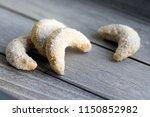 traditional czech sweet... | Shutterstock . vector #1150852982