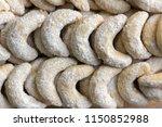 traditional czech sweet... | Shutterstock . vector #1150852988