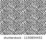 abstract geometric pattern with ... | Shutterstock .eps vector #1150854452