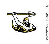 mascot icon illustration of... | Shutterstock .eps vector #1150902188