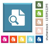 preview white icons on edged... | Shutterstock .eps vector #1150912295