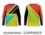 templates of sportswear designs ...   Shutterstock .eps vector #1150946915