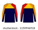 templates of sportswear designs ...   Shutterstock .eps vector #1150946918