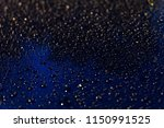 close up of small water... | Shutterstock . vector #1150991525