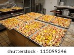 baking potatoes | Shutterstock . vector #115099246