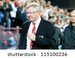 Постер, плакат: Sir Alex Ferguson in