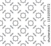 seamless vector pattern in... | Shutterstock .eps vector #1151055572