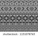 peruvian american indian... | Shutterstock .eps vector #1151078765