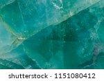 macro mineral stone fluorite... | Shutterstock . vector #1151080412