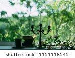romantic mood. romantic mood... | Shutterstock . vector #1151118545