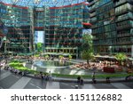 berlin  germany   may 24  2018  ... | Shutterstock . vector #1151126882