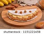 Tapioca Filled With Banana...