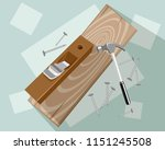 vector illustration of... | Shutterstock .eps vector #1151245508