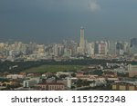 aerial view of cityscape in...   Shutterstock . vector #1151252348