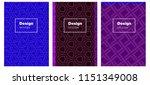 dark blue  red vector pattern...   Shutterstock .eps vector #1151349008