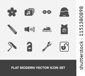 modern  simple vector icon set... | Shutterstock .eps vector #1151380898