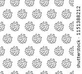 seamless vector pattern with... | Shutterstock .eps vector #1151388212