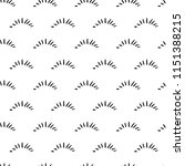 seamless vector pattern with... | Shutterstock .eps vector #1151388215