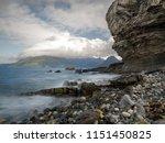 coast at elgol  isle of skye | Shutterstock . vector #1151450825