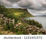 landscape near portree  isle of ... | Shutterstock . vector #1151451572